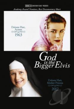 God Is the Bigger Elvis DVD Cover Art