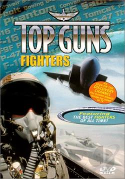 Top Guns - Fighters DVD Cover Art