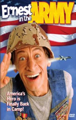 Ernest in the Army DVD Cover Art