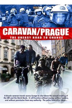 Caravan/Prague: The Uneasy Road to Change DVD Cover Art