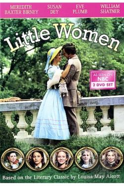 Little Women DVD Cover Art
