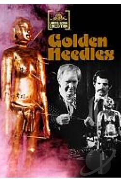 Golden Needles DVD Cover Art