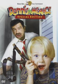 Dennis the Menace DVD Cover Art