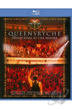 Queensryche - Mindcrime at The Moore BRAY Cover Art