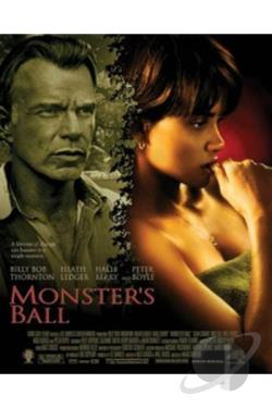 Monster's Ball DVD Cover Art