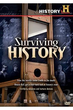 History Channel Presents: Surviving History DVD Cover Art
