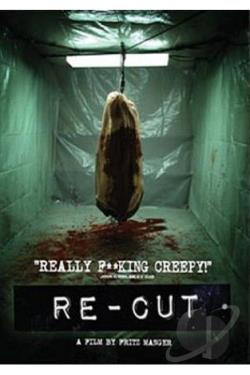 Re-Cut DVD Cover Art
