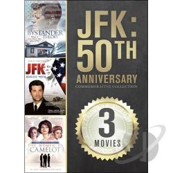 JFK: 50th Anniversary Commemorative Collection DVD Cover Art