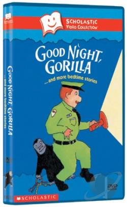 Good Night, Gorilla...And More Bedtime Stories DVD Cover Art