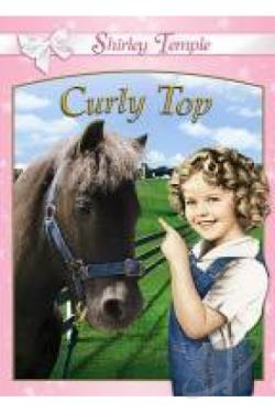 Curly Top DVD Cover Art