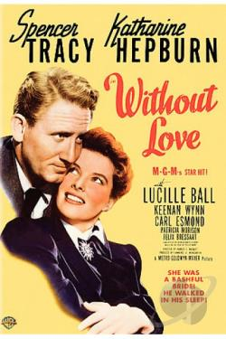 Without Love DVD Cover Art
