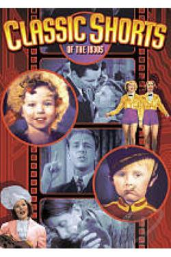 Classic Shorts of the 1930s DVD Cover Art