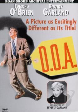 D.O.A. DVD Cover Art