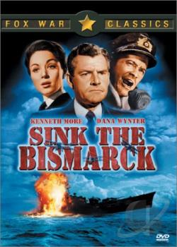 Sink the Bismarck DVD Cover Art