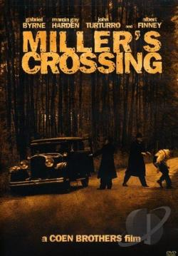 Miller's Crossing DVD Cover Art