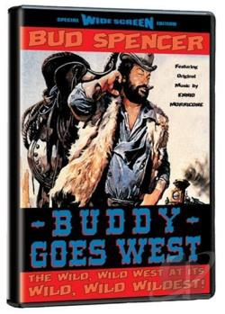 Buddy Goes West DVD Cover Art