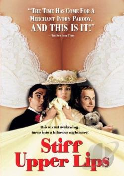 Stiff Upper Lips DVD Cover Art