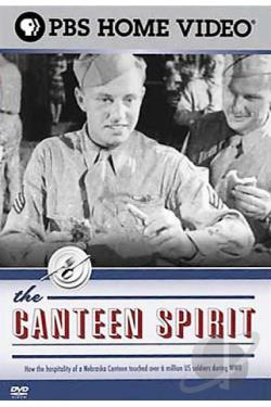 Canteen Spirit DVD Cover Art