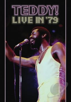 Teddy Pendergrass - Live in '79 DVD Cover Art