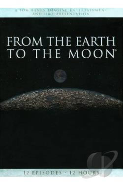From the Earth to the Moon DVD Cover Art
