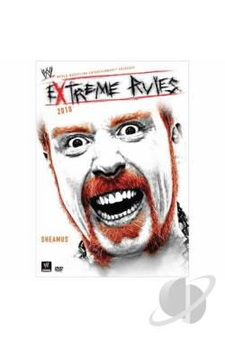 WWE: Extreme Rules 2010 DVD Cover Art