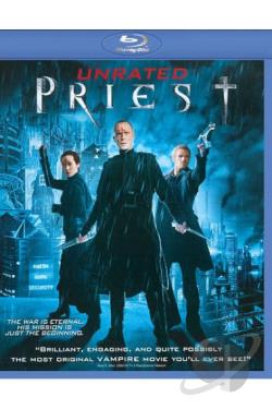Priest BRAY Cover Art