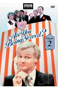 Are You Being Served? - V. 2: Big Brother DVD Cover Art