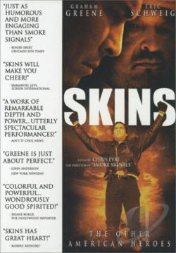 Skins DVD Cover Art