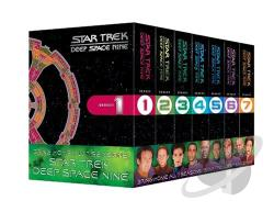 Star Trek: Deep Space Nine - The Complete Seasons 1-7 DVD Cover Art