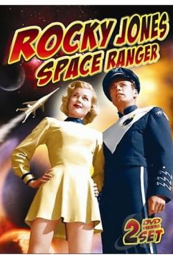 Rocky Jones, Space Ranger DVD Cover Art