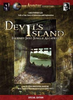 Devil's Island: Journey Into Jungle Alcatraz DVD Cover Art