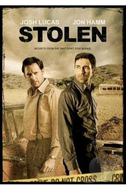 Stolen DVD Cover Art