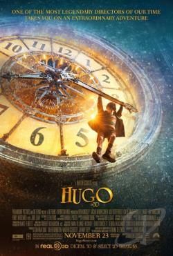 Hugo DVD Cover Art