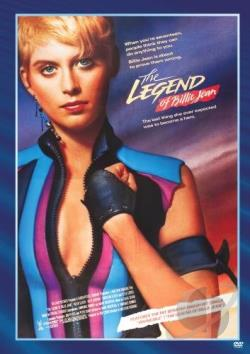 Legend of Billie Jean DVD Cover Art