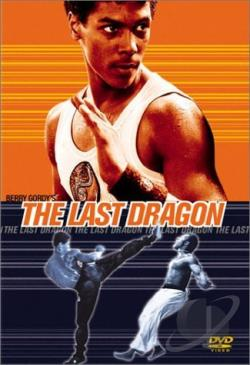 Berry Gordy's The Last Dragon DVD Cover Art