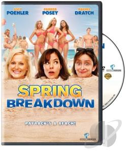 Spring Breakdown DVD Cover Art