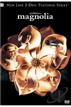 Magnolia DVD Cover Art