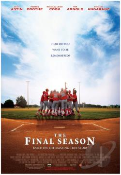 Final Season DVD Cover Art