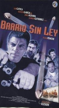 Barrio Sin Ley DVD Cover Art