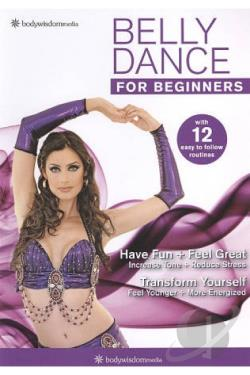 Belly Dance for Beginners DVD Cover Art