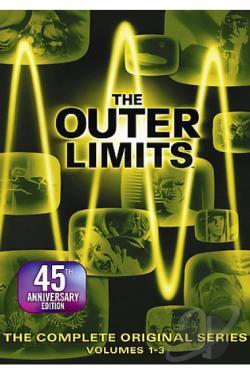 outer limits complete box set original series