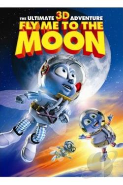 Fly Me to the Moon DVD Cover Art