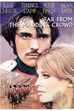 Far From the Madding Crowd DVD Cover Art