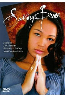 Saving Grace DVD Cover Art