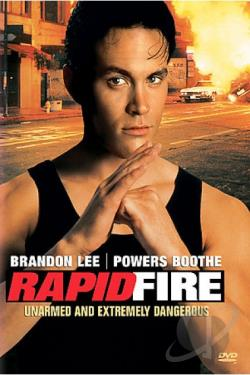 Rapid Fire DVD Cover Art