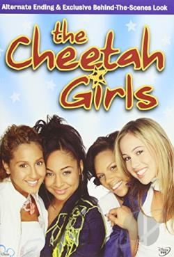 Cheetah Girls DVD Cover Art