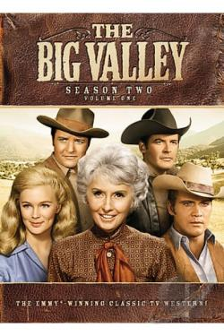 Big Valley - Season 2: Volume 1 DVD Cover Art