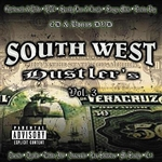 Southwest Hustlers: Jewel Case DVD Cover Art