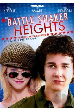 Battle of Shaker Heights DVD Cover Art