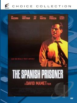 Spanish Prisoner DVD Cover Art